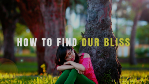 How to Find Our Bliss – Vinay Rai